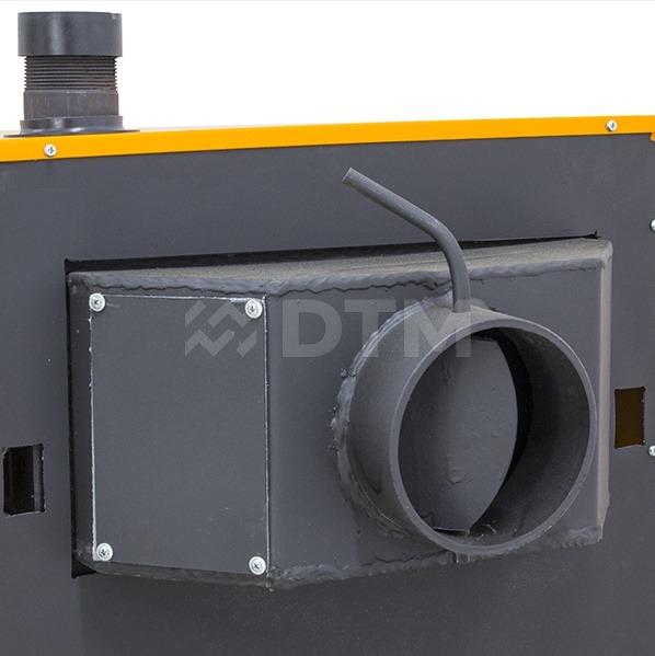 Котел твердотопливный DTM Standart 13 кВт. Фото 6