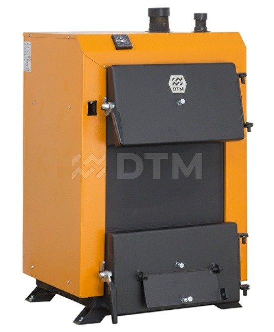 Котел твердотопливный DTM Standart 13 кВт