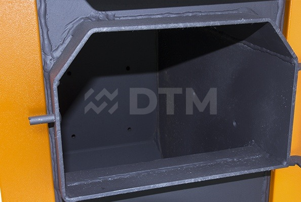 Котел твердотопливный DTM Turbo 13 кВт. Фото 7