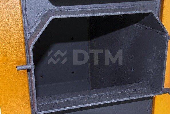 Котел твердотопливный DTM Turbo 17 кВт. Фото 7