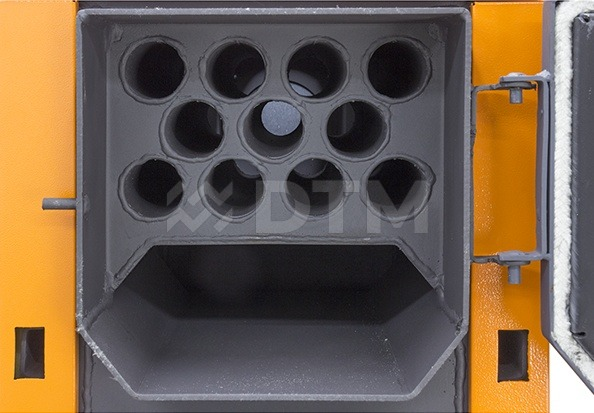 Котел твердотопливный DTM Turbo 40 кВт. Фото 6
