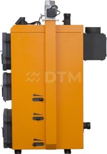 Котел твердотопливный DTM Turbo 40 кВт. Фото 3