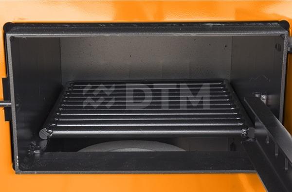 Котел твердотопливный DTM Iron 25 кВт. Фото 6