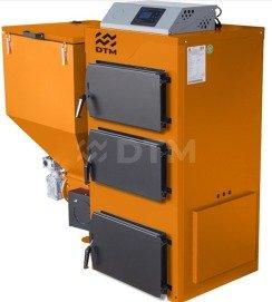 Котел твердотопливный DTM Iron 25 кВт. Фото 2
