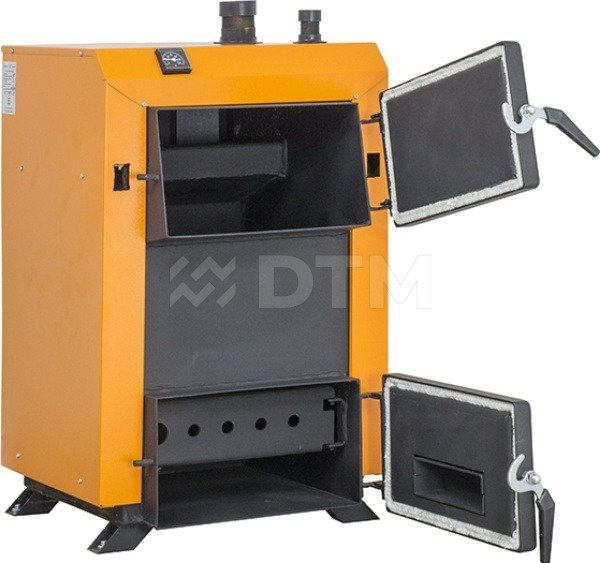 Котел твердопаливний DTM Standart 17 кВт. Фото 3