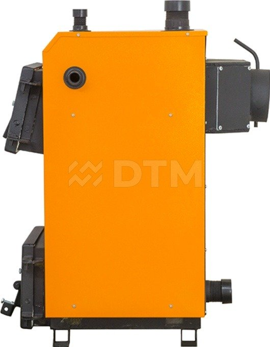 Котел твердопаливний DTM Standart 17 кВт. Фото 4