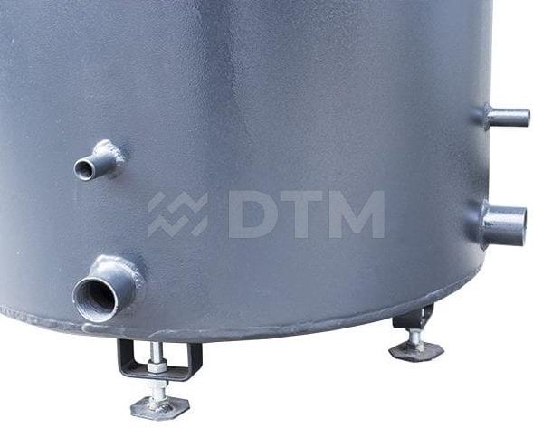 Теплоакумулятор DTM Standart 570 без ізоляції. Фото 2