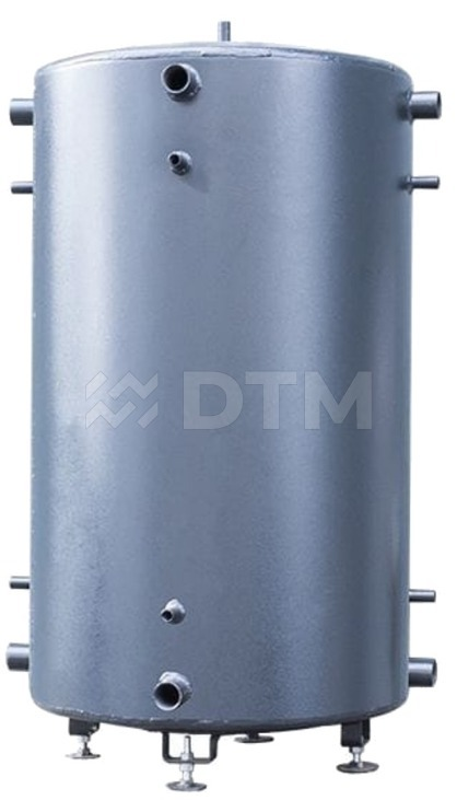 Теплоаккумулятор DTM Standart 570 без изоляции