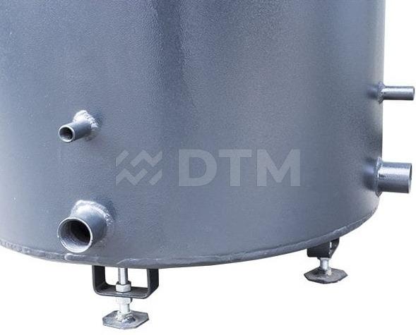 Теплоакумулятор DTM Standart 1040 без ізоляції. Фото 2