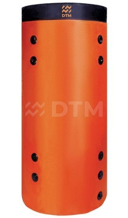 Теплоакумулятор DTM Standart 680 з ізоляцією