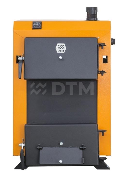 Котел твердотопливный DTM Standart 20 кВт. Фото 2