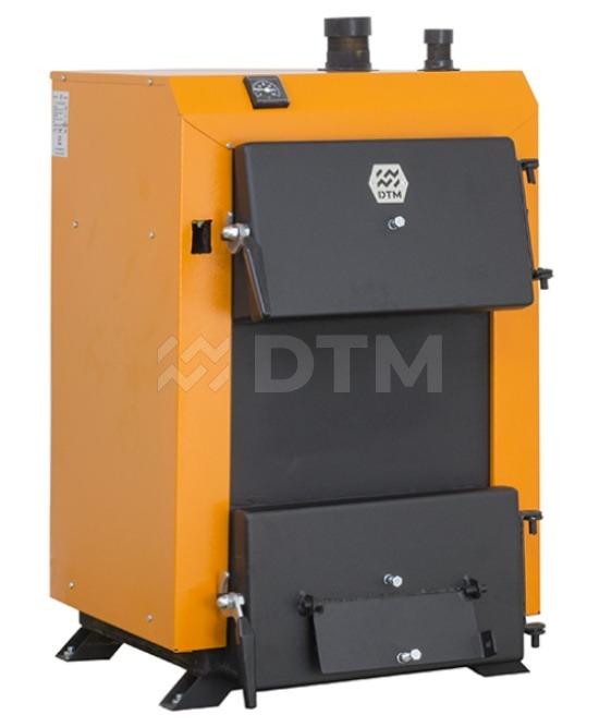 Котел твердотопливный DTM Standart 20 кВт