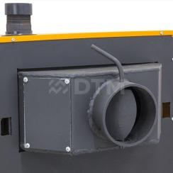 Котел твердотопливный DTM Standart 20 кВт. Фото 6