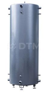 Теплоакумулятор DTM Standart 1040 з ізоляцією. Фото 2
