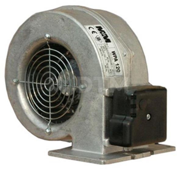 Вентилятор подачи воздуха MplusM WPA X2. Фото 2