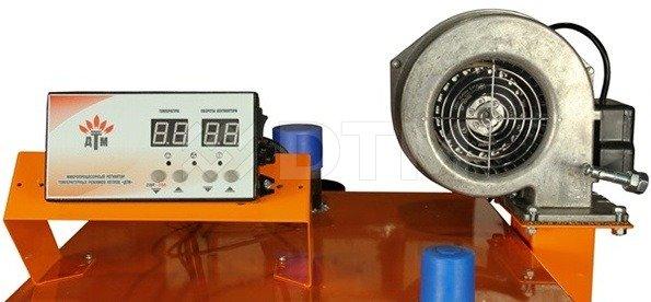 Вентилятор подачи воздуха MplusM WPA X2. Фото 3