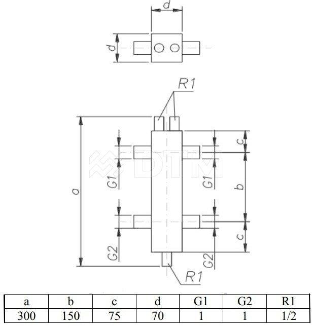 Гидравлическая стрелка ГС-50. Фото 2