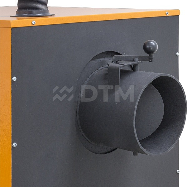 Котел твердотопливный DTM Universal 12 кВт. Фото 9