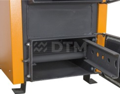 Котел твердопаливний DTM Universal 12 кВт. Фото 8