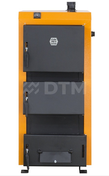 Котел твердопаливний DTM Universal 14 кВт. Фото 2