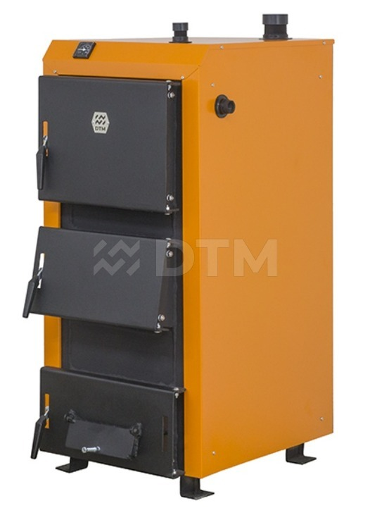 Котел твердотопливный DTM Universal 14 кВт. Фото 3
