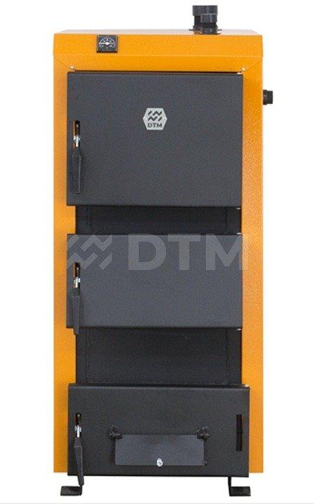 Котел твердотопливный DTM Universal 14 кВт. Фото 2