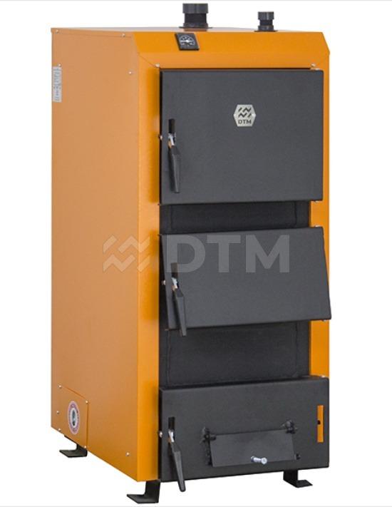 Котел твердотопливный DTM Universal 17 кВт