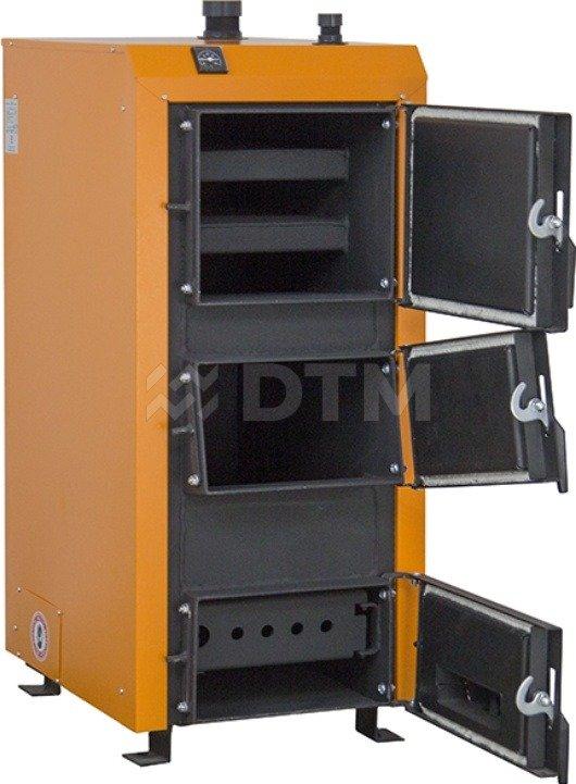 Котел твердопаливний DTM Universal 17 кВт. Фото 5