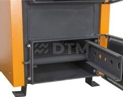 Котел твердотопливный DTM Universal 20 кВт. Фото 8