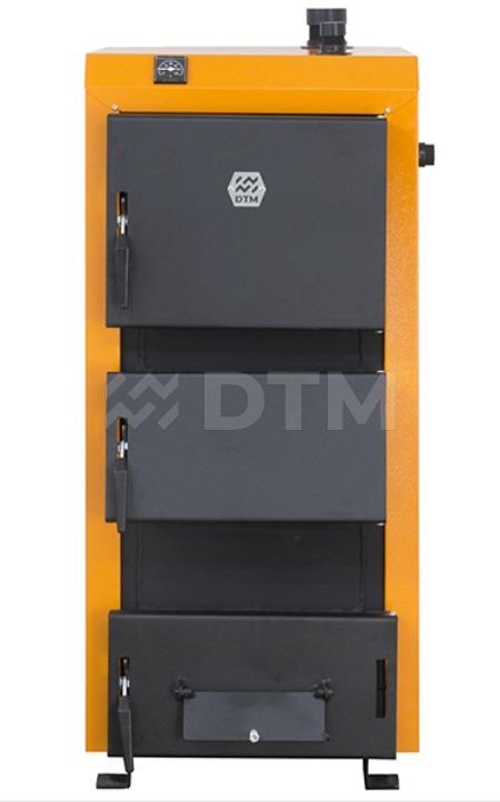 Котел твердотопливный DTM Universal 24 кВт. Фото 2
