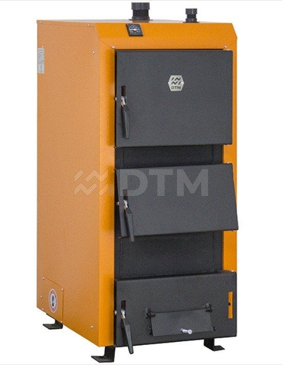 Котел твердопаливний DTM Universal 24 кВт