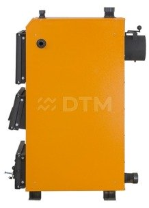 Котел твердопаливний DTM Universal 24 кВт. Фото 4